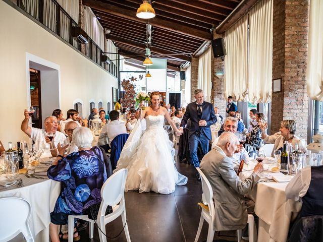 Il matrimonio di Mattia e Valentina a Fara Gera d'Adda, Bergamo 34