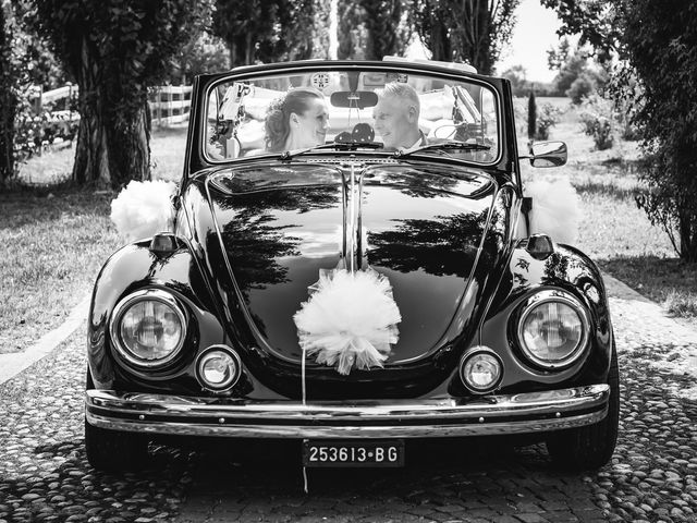 Il matrimonio di Mattia e Valentina a Fara Gera d'Adda, Bergamo 36