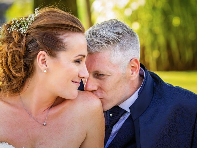 Il matrimonio di Mattia e Valentina a Fara Gera d'Adda, Bergamo 39