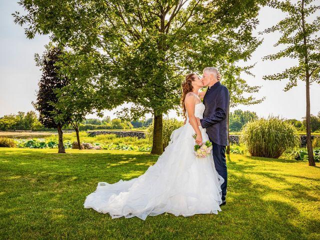 Il matrimonio di Mattia e Valentina a Fara Gera d'Adda, Bergamo 40