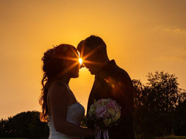 Il matrimonio di Mattia e Valentina a Fara Gera d'Adda, Bergamo 44