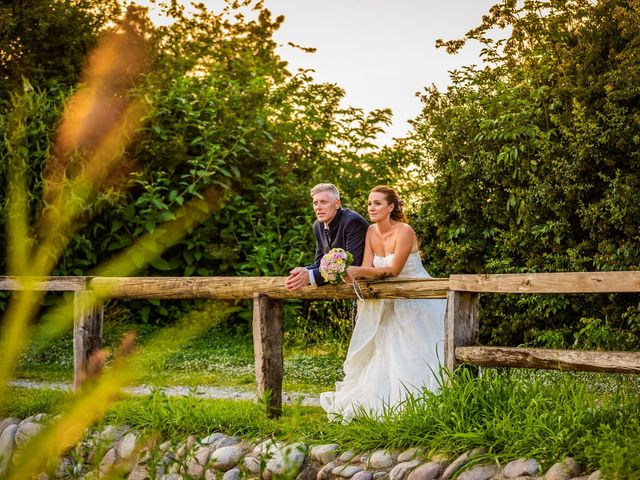 Il matrimonio di Mattia e Valentina a Fara Gera d'Adda, Bergamo 45