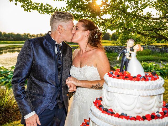 Il matrimonio di Mattia e Valentina a Fara Gera d'Adda, Bergamo 46