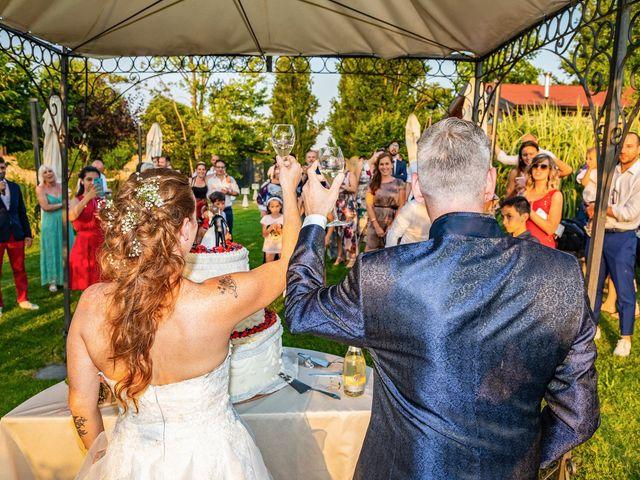Il matrimonio di Mattia e Valentina a Fara Gera d'Adda, Bergamo 48