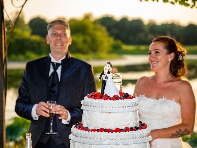 Il matrimonio di Mattia e Valentina a Fara Gera d'Adda, Bergamo 49