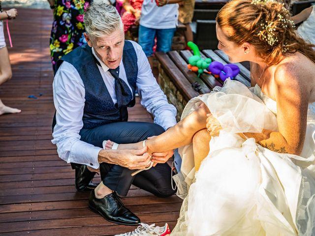 Il matrimonio di Mattia e Valentina a Fara Gera d'Adda, Bergamo 50