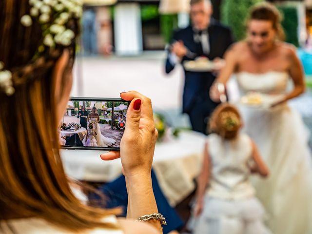 Il matrimonio di Mattia e Valentina a Fara Gera d'Adda, Bergamo 51