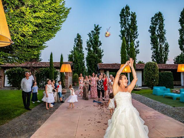 Il matrimonio di Mattia e Valentina a Fara Gera d'Adda, Bergamo 52