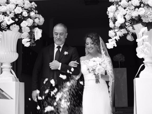 Il matrimonio di Saverio e Angela a Napoli, Napoli 12