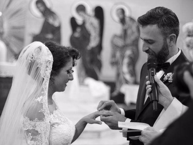 Il matrimonio di Saverio e Angela a Napoli, Napoli 13