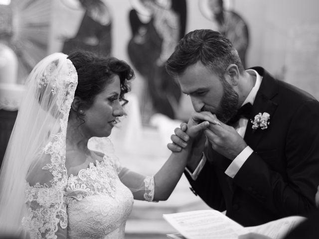 Il matrimonio di Saverio e Angela a Napoli, Napoli 14