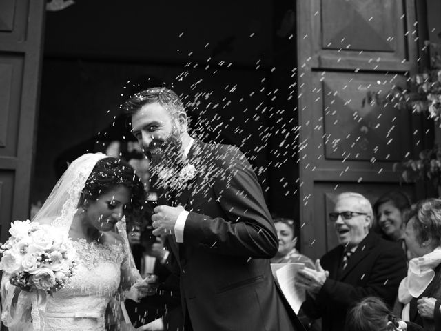 Il matrimonio di Saverio e Angela a Napoli, Napoli 18