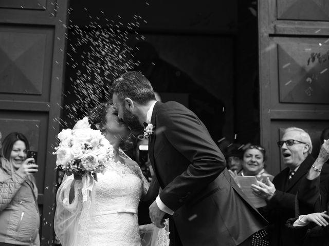 Il matrimonio di Saverio e Angela a Napoli, Napoli 19