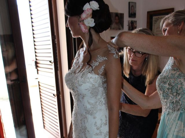 Il matrimonio di Cristina  e Cristina e Riccardo a Livorno, Livorno 20