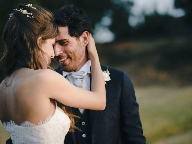 le nozze di Mariachiara e Luca
