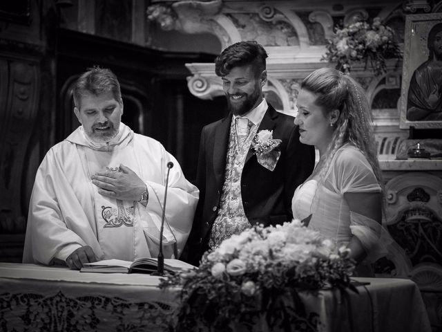 Il matrimonio di Fabio e Alice a Albissola Marina, Savona 18