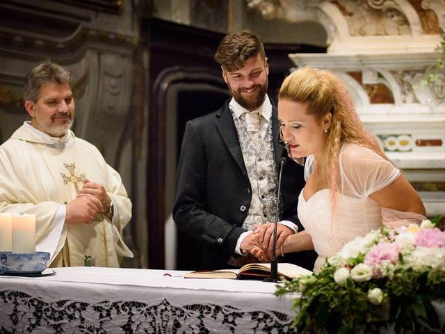 Il matrimonio di Fabio e Alice a Albissola Marina, Savona 19