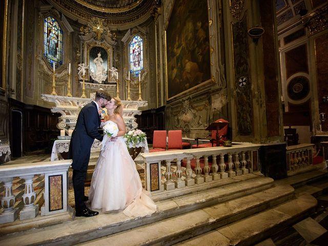Il matrimonio di Fabio e Alice a Albissola Marina, Savona 22
