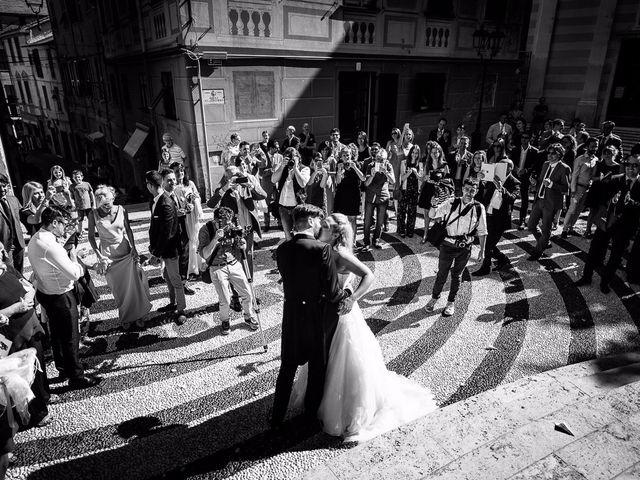 Il matrimonio di Fabio e Alice a Albissola Marina, Savona 24