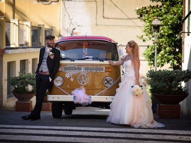 Il matrimonio di Fabio e Alice a Albissola Marina, Savona 28