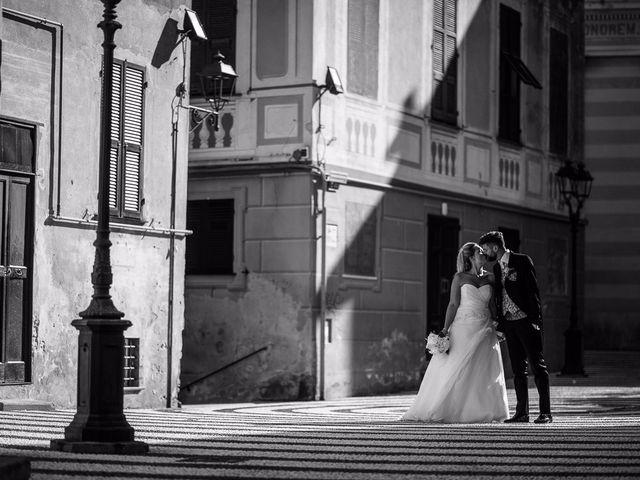Il matrimonio di Fabio e Alice a Albissola Marina, Savona 30