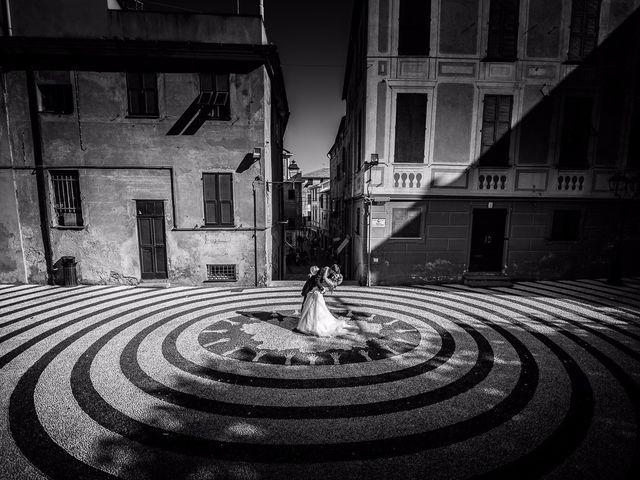 Il matrimonio di Fabio e Alice a Albissola Marina, Savona 1