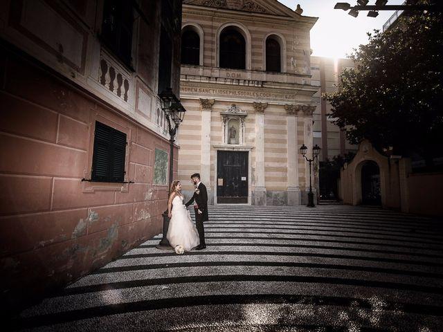 Il matrimonio di Fabio e Alice a Albissola Marina, Savona 31