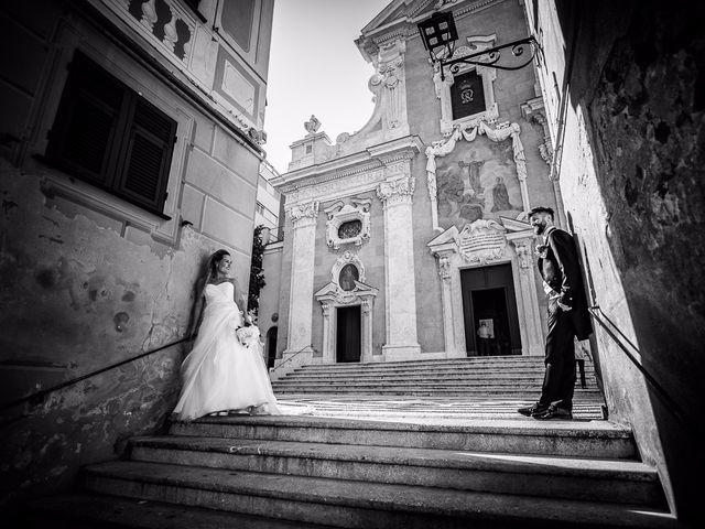 Il matrimonio di Fabio e Alice a Albissola Marina, Savona 33
