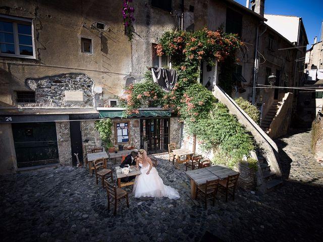 Il matrimonio di Fabio e Alice a Albissola Marina, Savona 36