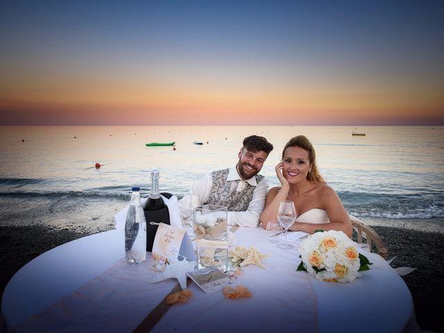 Il matrimonio di Fabio e Alice a Albissola Marina, Savona 54