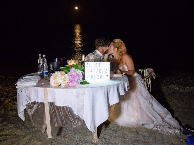 Il matrimonio di Fabio e Alice a Albissola Marina, Savona 57