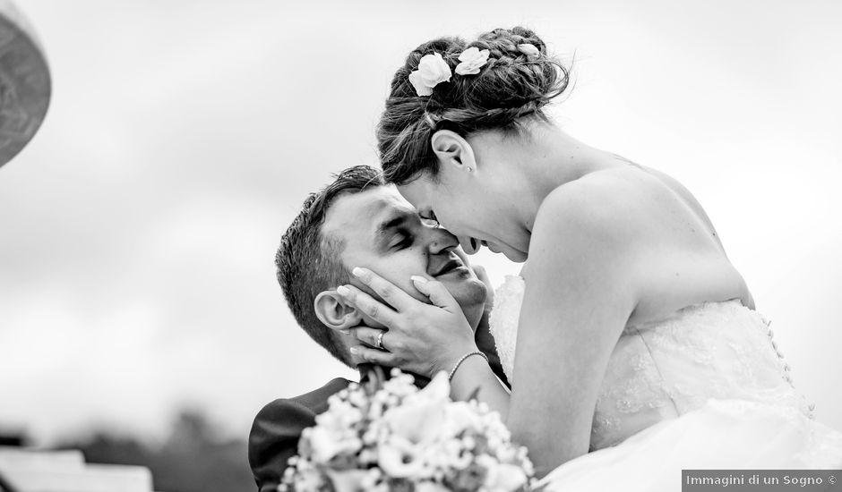Il matrimonio di Mattia e Silvia a Trescore Balneario, Bergamo