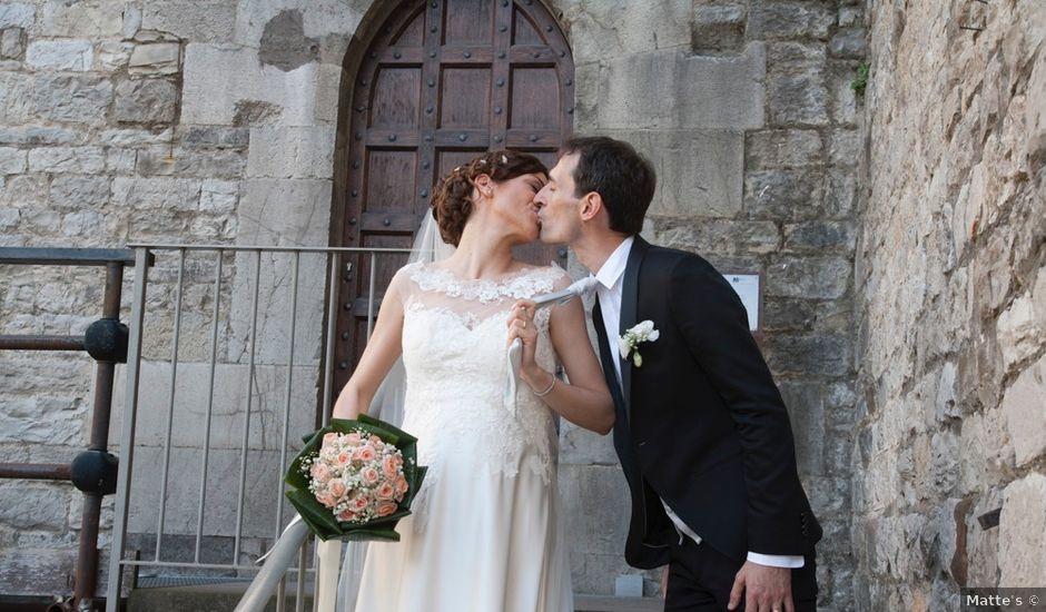 Il matrimonio di Oscar e Laura a Prato, Prato