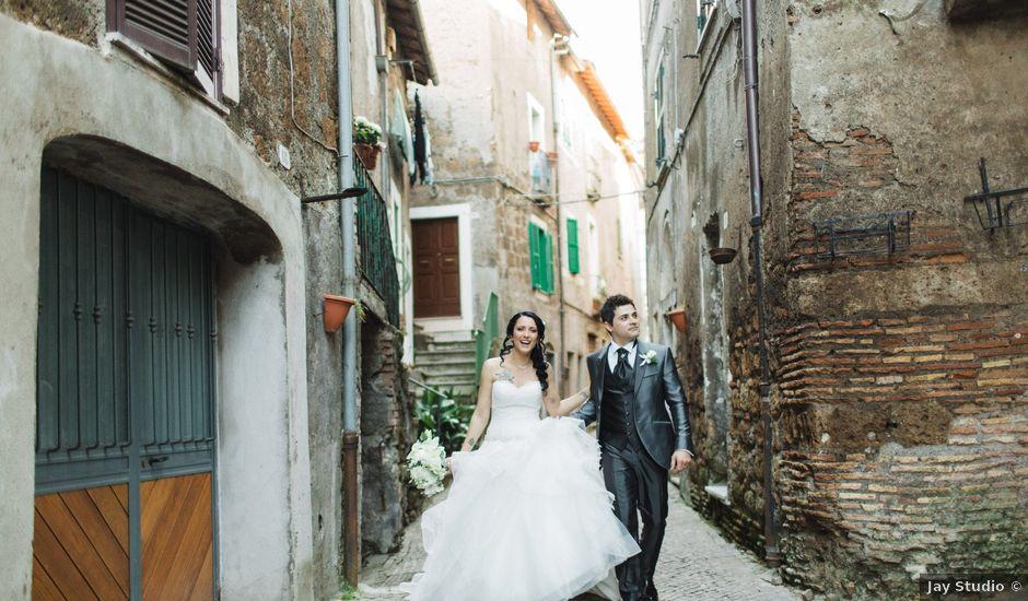 Matrimonio Bassano Romano : Il matrimonio di nicholas e virginia a bassano romano