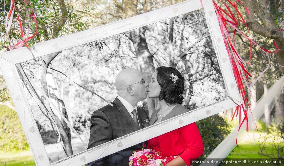 Il matrimonio di Marco e Kate a Sanluri, Cagliari