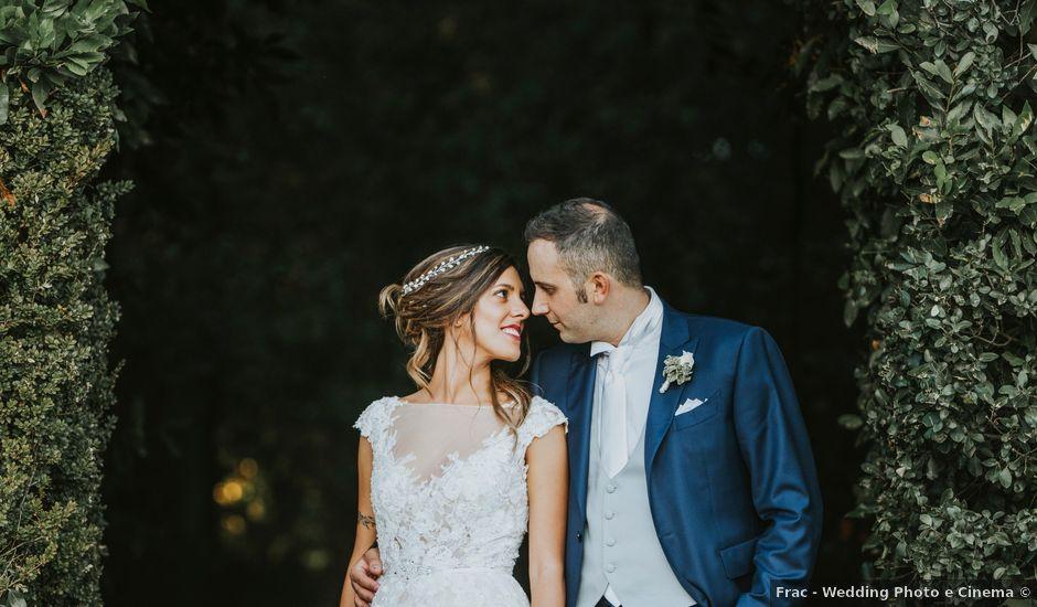 Il matrimonio di Nicola e Martina a Potenza Picena, Macerata