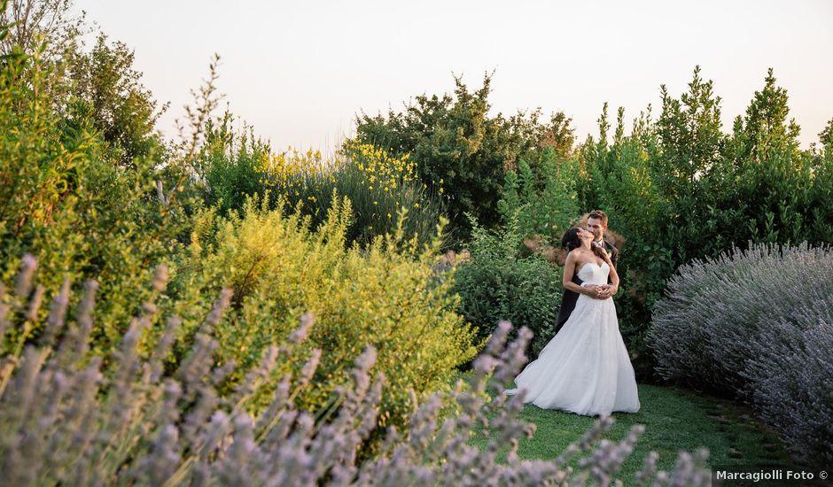 Il matrimonio di Alessandro e Daniela a Assisi, Perugia