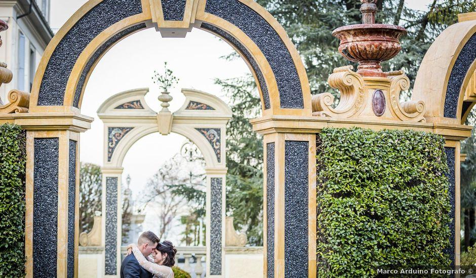 Il matrimonio di Alexander e Silvia a Stresa, Verbania
