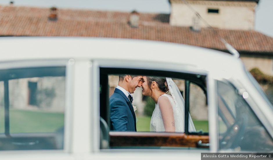 Il matrimonio di Marcella e Luigi a Cerano, Novara