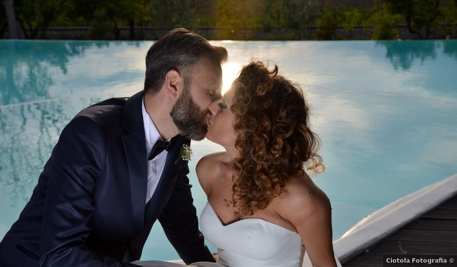 Il matrimonio di Saverio e Angela a Napoli, Napoli