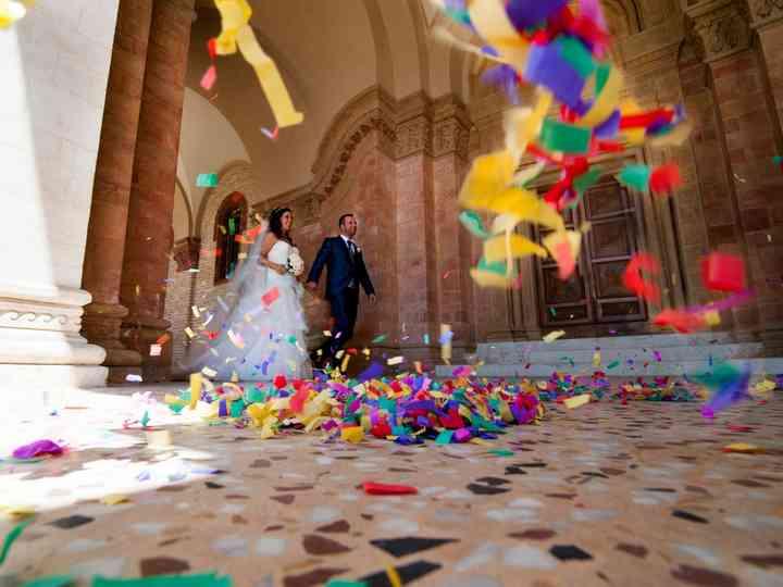 le nozze di Beatrice e Sebastiano