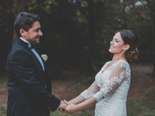 Le nozze di Sara e Mario 1