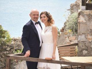 Le nozze di Antonella  e Giuseppe Patrizio