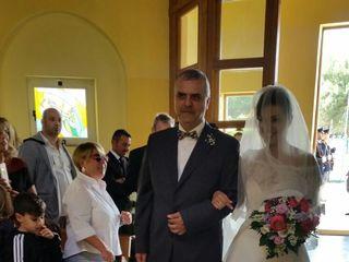 Le nozze di Roberta  e Alessandro  1