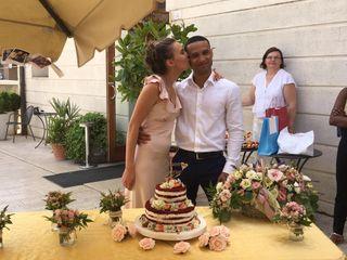 Le nozze di Diana e Edwin