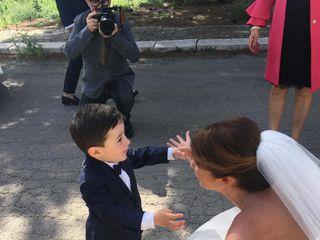 Le nozze di Giampiero e Lucia 1