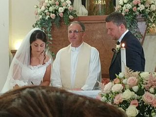 Le nozze di Ylenia e Francesco