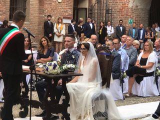 Le nozze di Daniele e Chiara