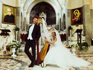 Le nozze di Cristina e Tony 1