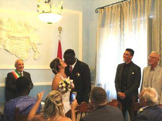 Le nozze di Roberta e Malik 2